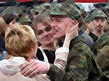 Что нового ждет  призывников в армии этой весной?