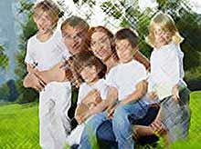 Многодетные семьи на Кубани могут получить по 1 млн рублей