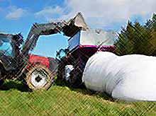 Финская технология в России - использование плющеного зерна в сельском хозяйстве