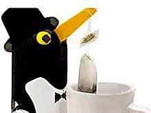 Чем опасен дешевый чай в пакетиках ?