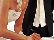 В России увеличивается число фиктивных браков