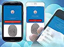 В мобильное приложение ПФР - по отпечатку пальца