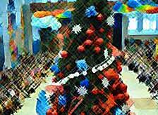 Синдром новогодней елки