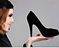Обувь на высоком каблуке может вызвать проблемы  со здоровьем