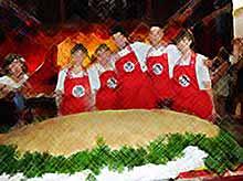 Гигантский  вареник с Кубани попал в книгу рекордов Гиннеса