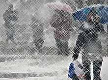 На Кубани сегодня ожидается мокрый снег