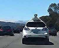 """Ученые России  создали \""""автопилот\"""" для автомобилей"""
