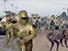 Гуманоидные роботы для военных целей