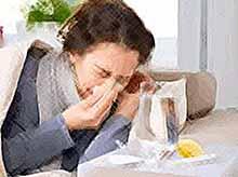 За неделю на Кубани зарегистрировано всего 8 случаев гриппа