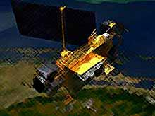 """NASA сообщило -""""мертвый спутник """" упал на Землю. (видео)"""