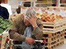 Рост цен на минимальный набор продуктов в три раза обогнал инфляцию