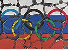Российскую сборную  могут не пустить на Олимпиаду
