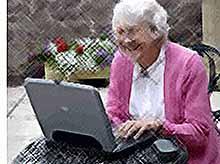 Бабушка отправила Google такой запрос, что ей ответили лично