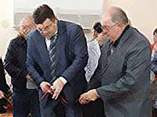 В Тимашевске  открылась фотовыставка «Эпоха и судьба Николая Кодратенко»