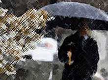 В Краснодарском крае  прогнозируется мокрый снег