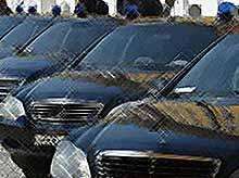 Чиновникам запретят дорогие машины