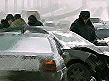 В ДТП на Кубани столкнулись 15 автомашин!