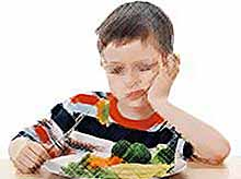 Нельзя заставлять детей есть больше, чем они хотят