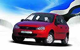 Самым продаваемым автомобилем 2011 года стала Lada Kalina (видео)