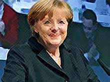 Ангела Меркель стала женщиной года