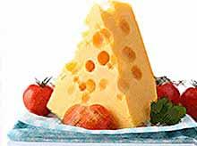 Сыр обладает очень полезными свойствами