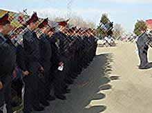 Тимашевские полицейские обеспечили охрану порядка на выборах