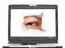 Шведы создали первый управляемый взглядом ноутбук