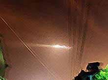 Второе явление НЛО за неделю зафиксировано на востоке Китая