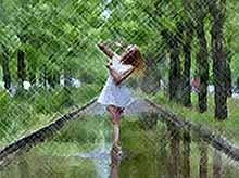 На Кубани прогнозируется жара  до 40 градусов,ливни и град