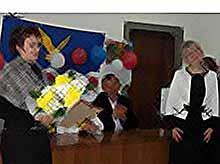 В Тимашевске поздравили работников налоговой инспекции с профессиональным праздником