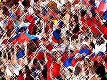 В  Сочи прилетело болельщиков больше, чем на открытие и закрытие Олимпиады
