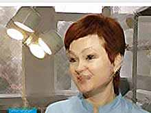 Лучшая медсестра России работает детской краевой больнице Краснодара.