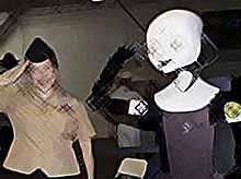 Военные США получили боевого робота Octavia