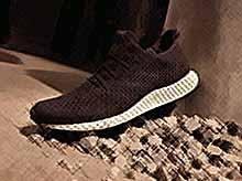 Adidas начнет выпускать кроссовки, отпечатанные на 3D-принтере