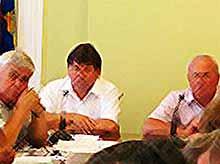 В Тимашевске состоялось тематическое планерное совещание