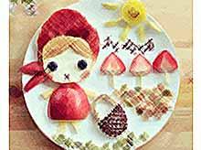 Интересные блюда, которые вызовут восторг  у ребенка
