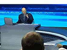 """""""Прямая линия""""с Владимиром Путиным (прямая видеотрансляция)"""