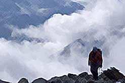 Почему в горах человек быстро устает?