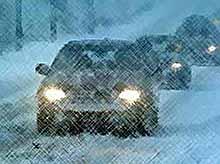 Движение на дороге А-160 Майкоп - Усть-Лабинск - Кореновск полностью закрыто