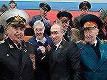 Президент отметит День Победы в Севастополе