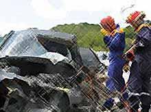На Кубани произошла страшная авария с участием 10 машин.