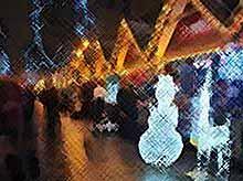 В Краснодаре заработала главная «Новогодняя ярмарка»