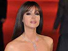 Моника Белуччи на съемках рекламной кампании Dolce & Gabbana(фото,видео)
