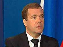 Дмитрий Медведев дал интервью телеканалу «Евроньюс» (видео)