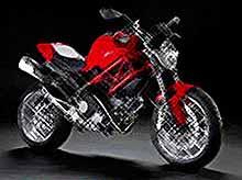 Ducati-Монстр-1100 Evo