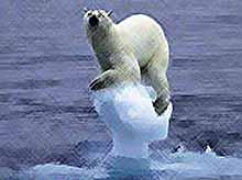 Глобальное потепление начнется гораздо раньше, чем полагали