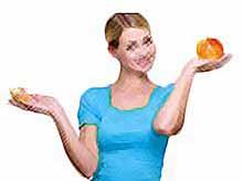 Как похудеть силой мысли ?