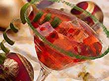Новогодние рецепты: коктейли
