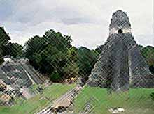 Немецкий математик раскрыл тайну кода  майя.