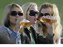 Тимашевская полиция напоминает о запрете употребления алкоголя в общественных местах